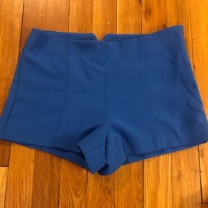 Forever 21 Mid-Rise Party Shorts